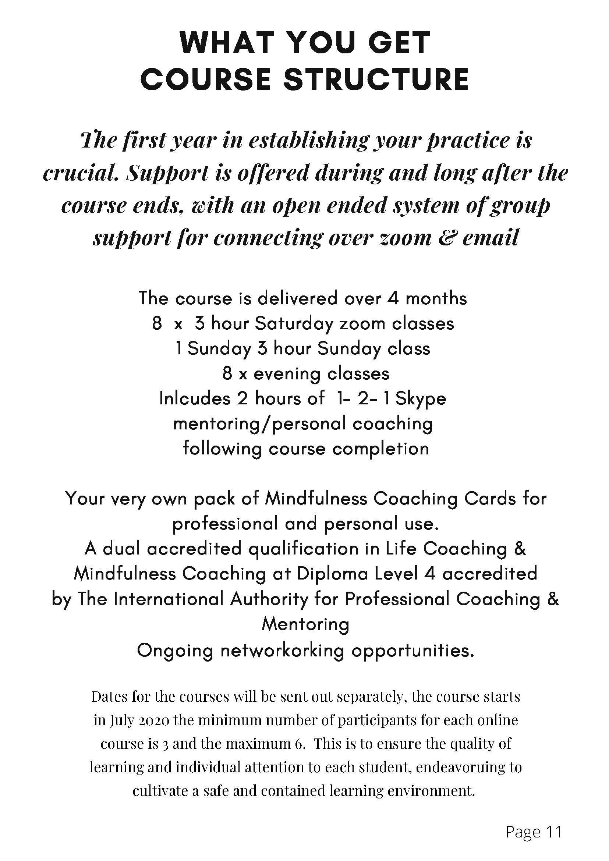 Life Coaching London - Chief Awakening
